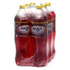 Напиток безалкогольный среднегазированный Черешня 6*1,5 л ТМ Aqua Minerale (Аква Минерале)