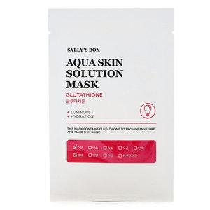 Тканевая маска Глутатион ТМ Sally's Box