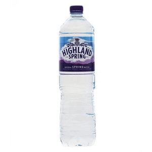 Вода минеральная природная питьевая столовая негазированная ТМ Highland Spring (Хайлэнд Спринг)