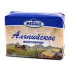 Масло сливочное альпийское 82,5% ТМ Meggle (Миггли)