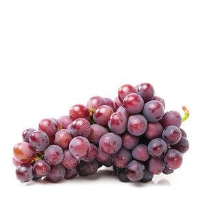 Виноград красный с косточкой