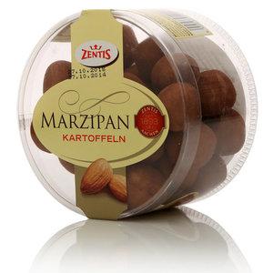 Марципановая картошка ТМ Zentis (Зентис)