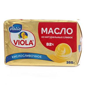 Масло кислосливочное ТМ Viola (Виола)