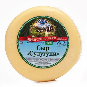 Сыр сулугуни ТМ Предгорье кавказа