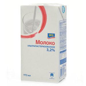 Молоко ТМ Aro (Аро)