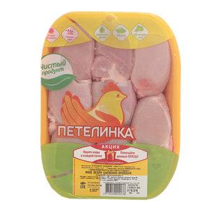 Филе бедра цыпленка-бройлера ТМ Петелинка