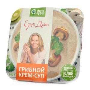 Грибной крем-суп ТМ Едим дома