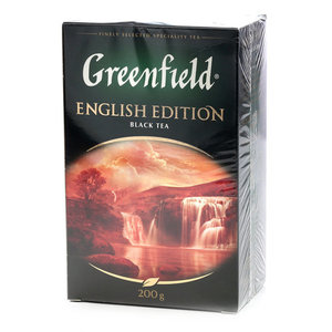 Чай черный ТМ Greenfield (Гринфилд)