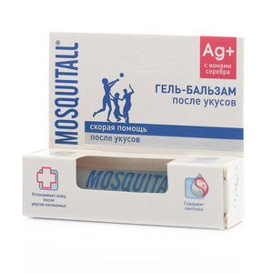 Гель-бальзам после укусов ТМ Mosquitall (Москиталл)