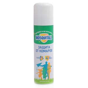 Спрей-репеллент от комаров с экстрактом календулы ТМ Mosquitall (Москитол)