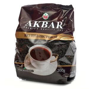 Чай черный крупнолистовой ТМ Akbar (Акбар)
