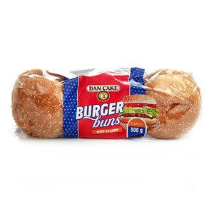 Булочки для гамбургеров с кунжутом ТМ Dan cake (Дан сак)