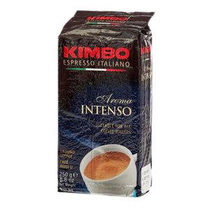 Кофе натуральный жареный молотый насыщенный Aroma Intenso TM Kimbo (Кимбо)