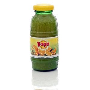 Сок апельсиновый ТМ Pago (Паго)