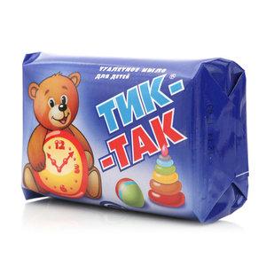 Мыло туалетное Детское ТМ Тик-Так