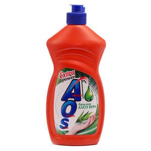 Средство для мытья посуды ТМ AOS (АОС)