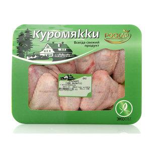 Крылышко (две фаланги) цыпленка-бройлера охлажденное ТМ Куромякки