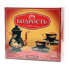 Чай черный Классический ТМ Бодрость 100*2г