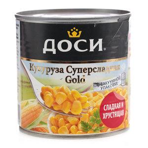 Кукуруза Суперсладкая Gold ТМ Доси
