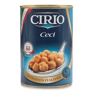 Турецкий горох консервированный  ТМ Cirio (Цирио)