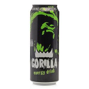 Напиток тонизирующий энергетический безалкогольный ТМ Gorilla (Горилла)