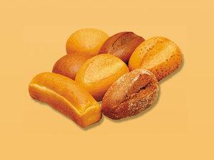 Булочка порционная с солодом ТМ Ржевка хлеб