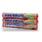 Жевательные драже с фруктовым вкусом 3*37г ТМ Mentos (Ментос)