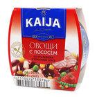 Овощи с лососем по-итальянски в томатном соусе ТМ Kaija (Кайджа)