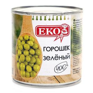 Горошек зеленый из мозговых сортов ТМ Еко (Эко)