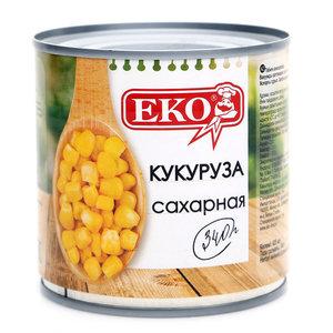 Кукуруза сахарная ТМ Eko (Эко)