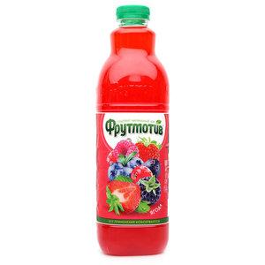 Напиток негазированный безалкогольный Фрутмотив Ягодный микс, 1,5 л