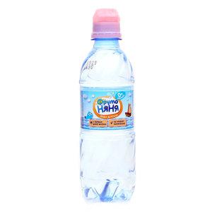 Вода детская негазированная ТМ ФрутоНяня