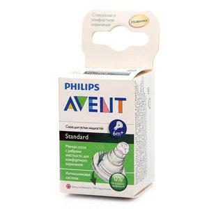 Соска для густых жидкостей ТМ Philips Avent (Филипс Авент)