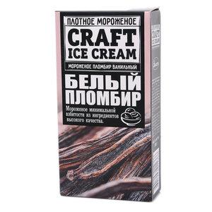 Пломбир белый Graft ice cream (Крафт айс крим) ТМ Талосто