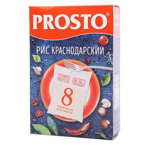 Рис Краснодарский ТМ Prosto (Просто)