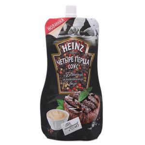 Соус Четыре перца ТМ Heinz (Хайнц)