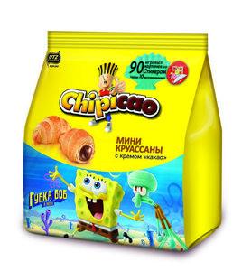 Мини круассаны с кремом какао ТМ Chipicao (Чипикао)