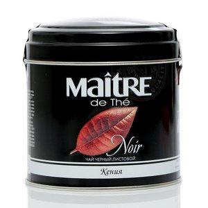 Чай черный листовой Кения ТМ Maitre de The (Мэтр де Ти)