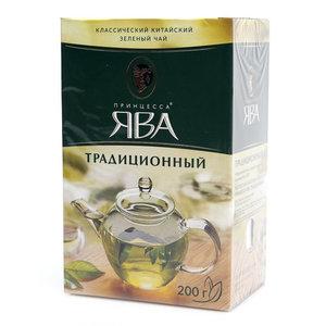 Чай зеленый традиционный ТМ Принцесса Ява