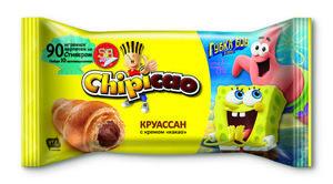 Круассан с кремом какао ТМ Chipicao (Чипикао)