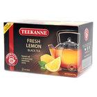 Черный чай с лимонным соком ТМ Teekanne (Тииканне)
