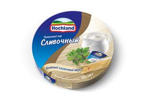 Сыр плавленый Сливочный ТМ Hochland (Хохланд)