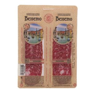 Колбаса сырокопченая Венето ТМ Мясная история