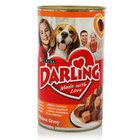 Корм полнорационный для взрослых собак с курицей и индейкой ТМ Darling (Дарлинг)