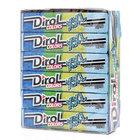 Жевательная резинка Dirol Colors XXL ассорти мятных вкусов 19 г*18 шт ТМ Dirol (Дирол)