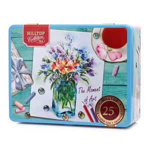 Чайный набор Шкатулка Цветочная картина ТМ Hilltop (Хиллтоп)