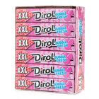 Жевательная резинка Dirol Mint-Frutti Bubble Fresh 19 г*18 шт ТМ Dirol (Дирол)