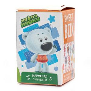 Мармелад с игрушкой Sweet Box ТМ Ми-Ми-Мишки