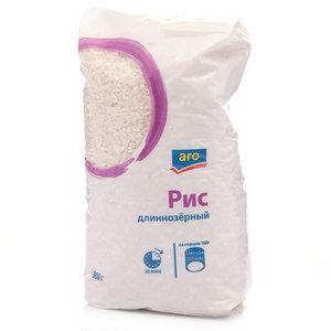 Рис длиннозерный ТМ Aro (Аро)