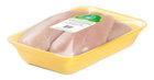 Филе грудки куриное без кожи охлажденные (подложка) ТМ Приосколье